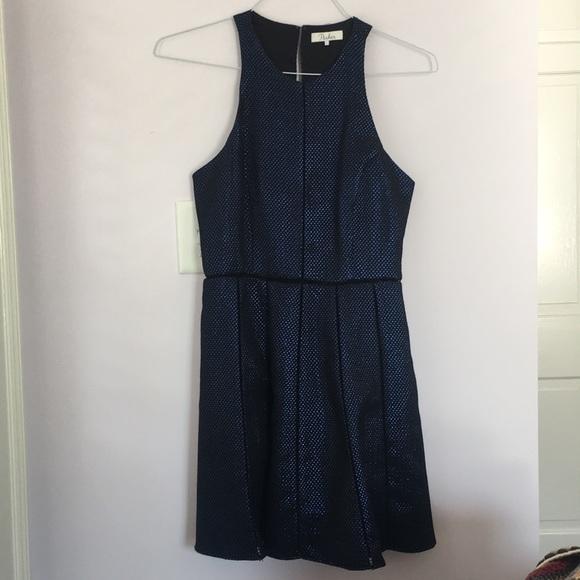 Parker Dresses & Skirts - Parker Blue Shimmer Dress